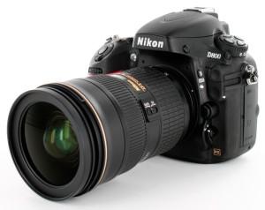 Kamera Nikon D800